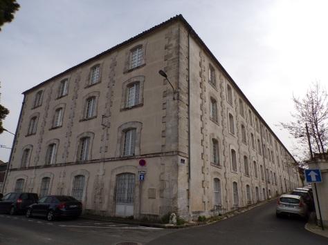 Rue Gabriel Jaulin - Distillerie dite Maison de Commerce Jules Robin S.A., actuellement Jules Robin et Cie (2 mars 2021)