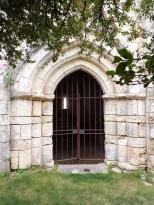 L'église Saint Marmet - La porte (5 mai 2021)