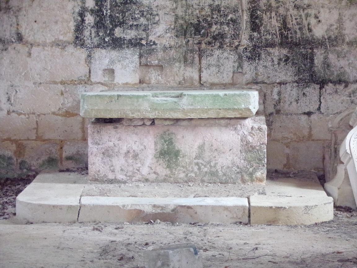 L'autel (5 mai 2021)