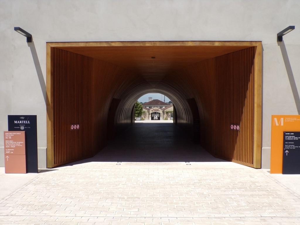 Avenue Paul Firino-Martell - Martell (10 juin 2021)