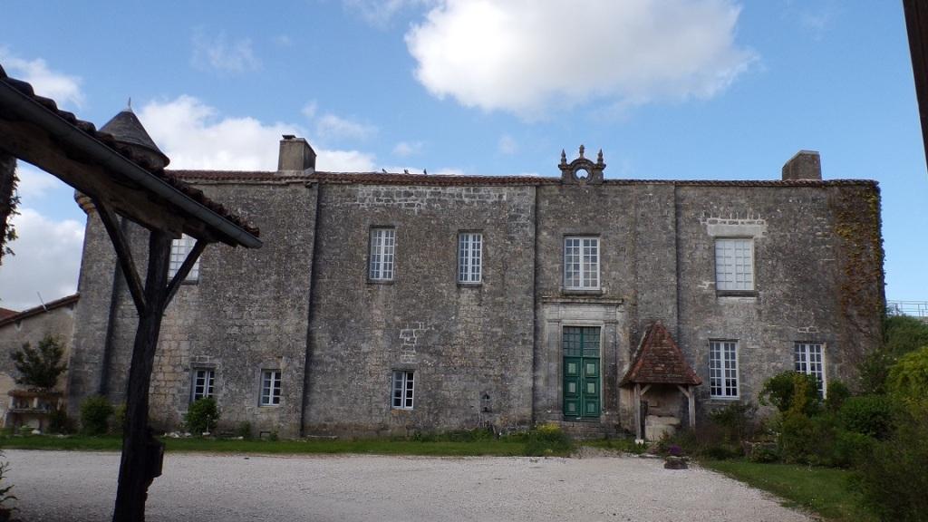 Macqueville - Le château Bouchereau (27 avril 2018)