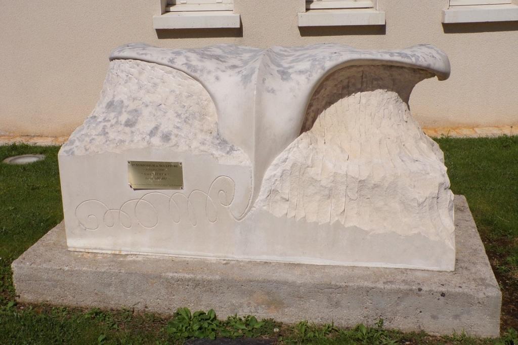 Symposium International de Sculpture sur marbre de Julienne - Cactacéus (17 juin 2017)