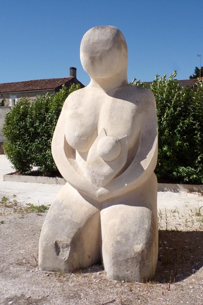Symposium International de Sculpture sur marbre de Julienne - Nectar d'Amour (17 juin 2017)
