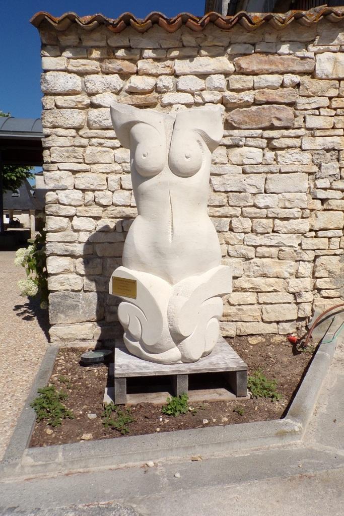 Symposium International de Sculpture sur marbre de Julienne - Eliette (17 juin 2017)