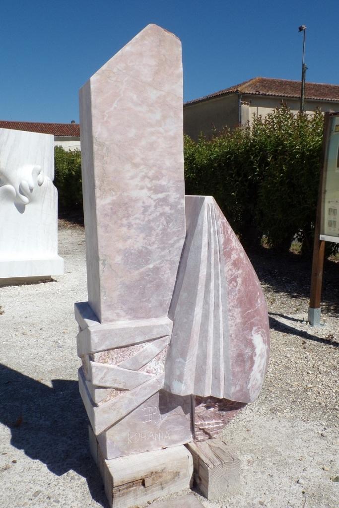 Symposium International de Sculpture sur marbre de Julienne - Decadal (17 juin 2017)