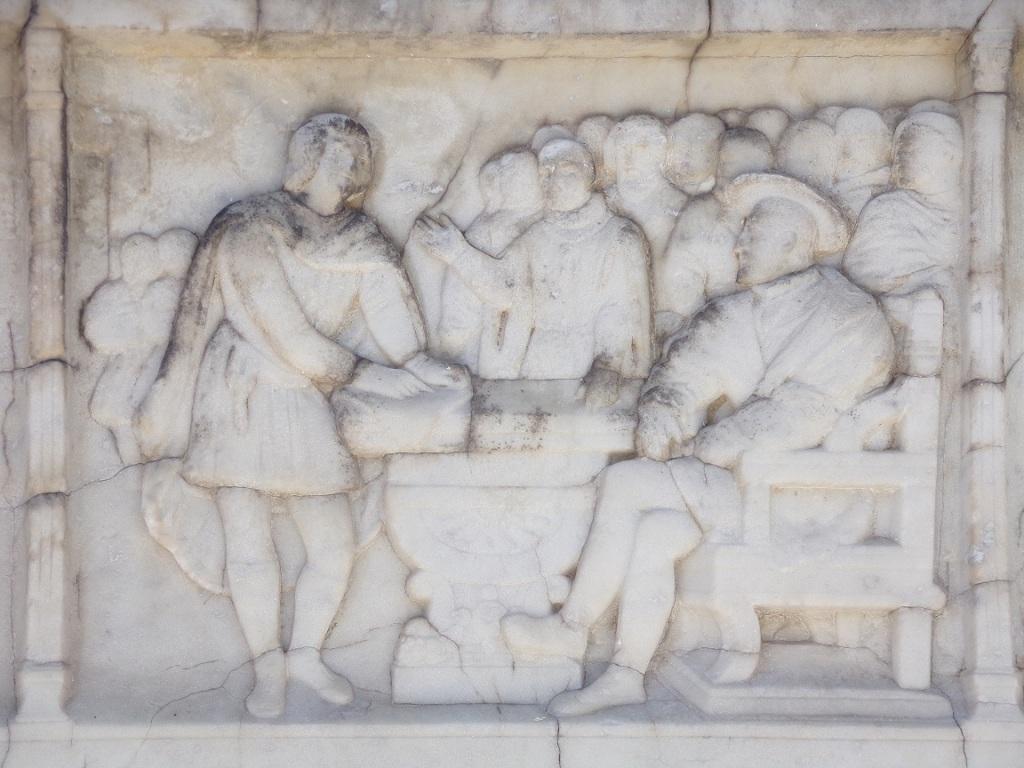 La rencontre entre François Ier et Henri VIII au Camp du Drap d'Or