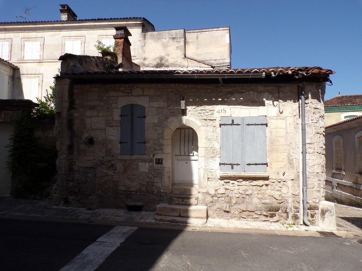 Maison du 17ème siècle (15 juin 2021)