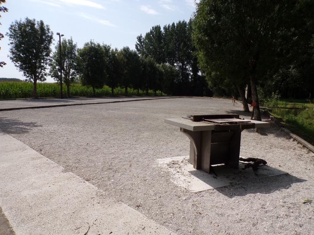 Terrain de pétanque (12 août 2021)