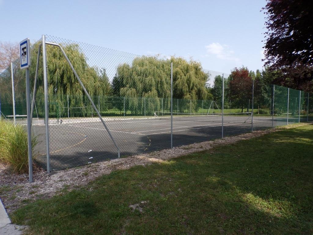 Terrain de tennis (12 août 2021)