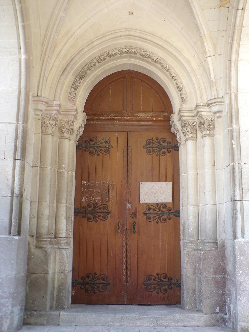 La porte d'entrée (30 août 2021)