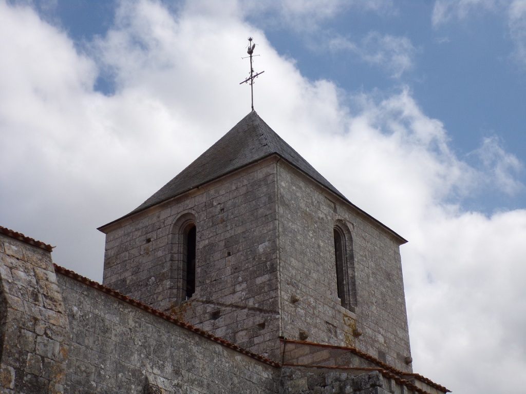 Le clocher (30 août 2021)