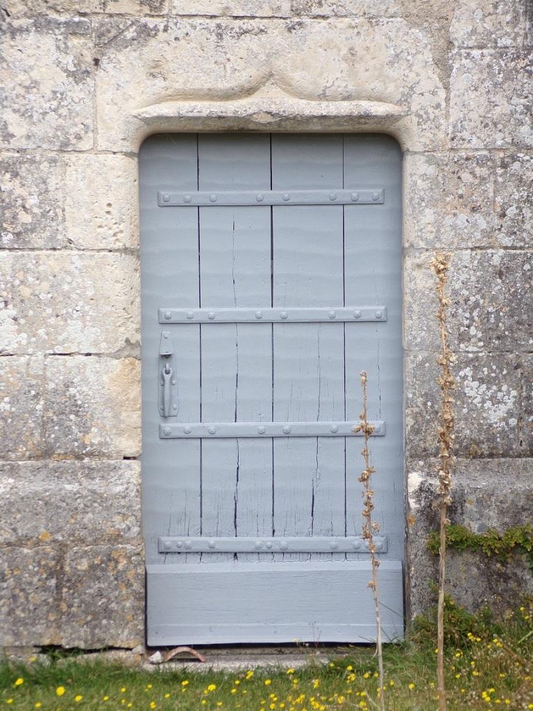 La porte latérale gauche (30 août 2021)