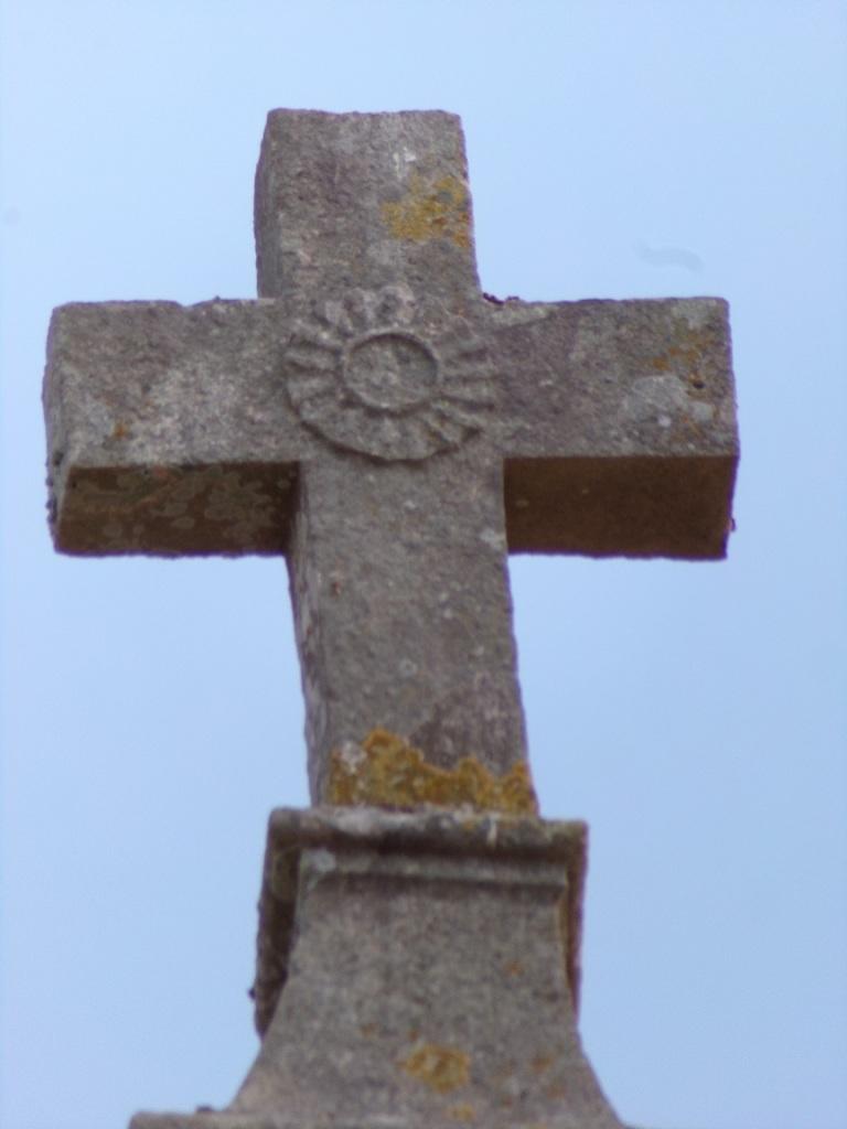 La croix centrale (30 août 2021)