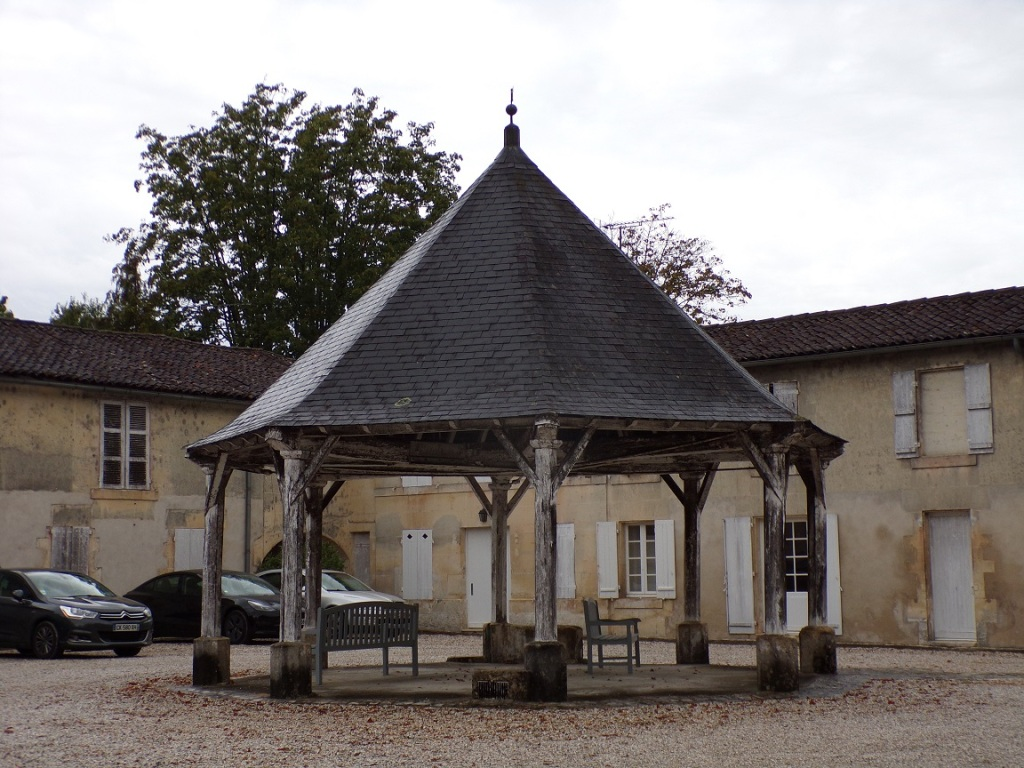 Château Chanteloup - Le kiosque (18 septembre 2021)