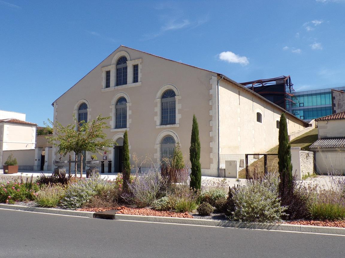 Hôtel Chais Monnet - La Foudre (13 septembre 2021)