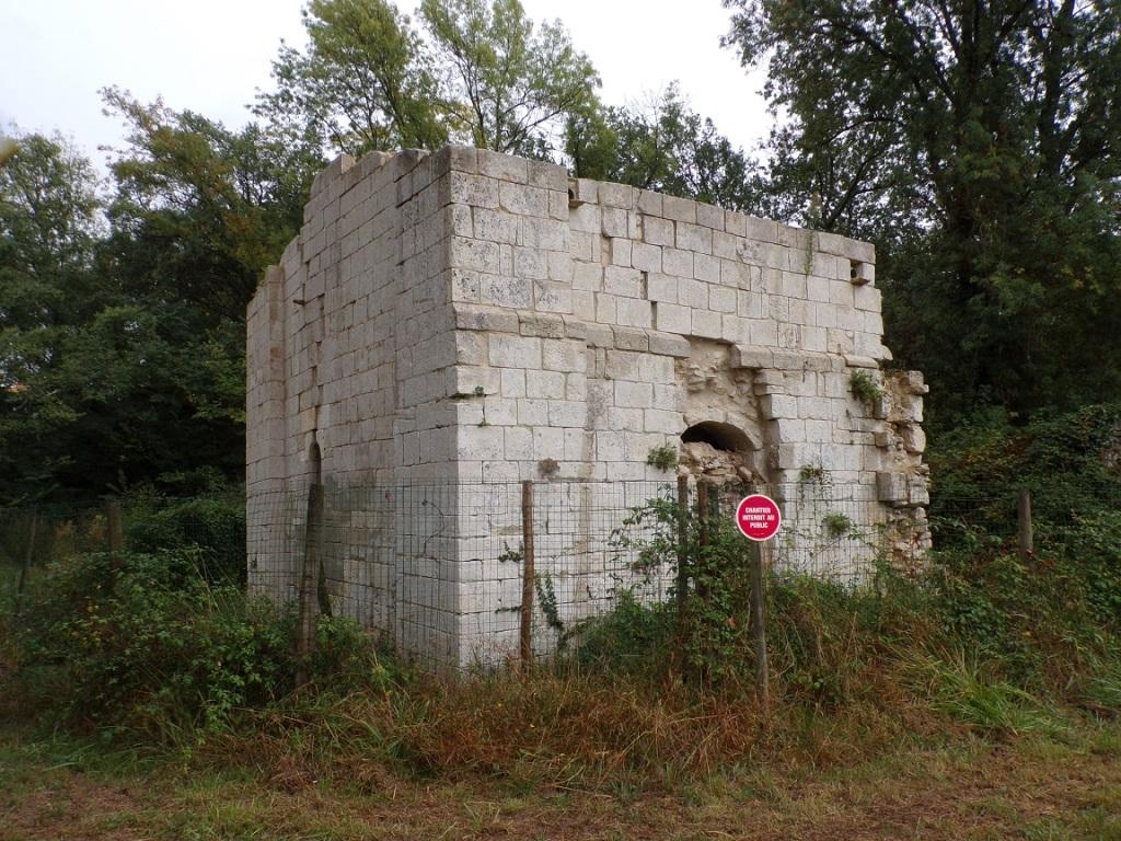 'Abbaye de Châtre - la chapelle (18 septembre 2021)