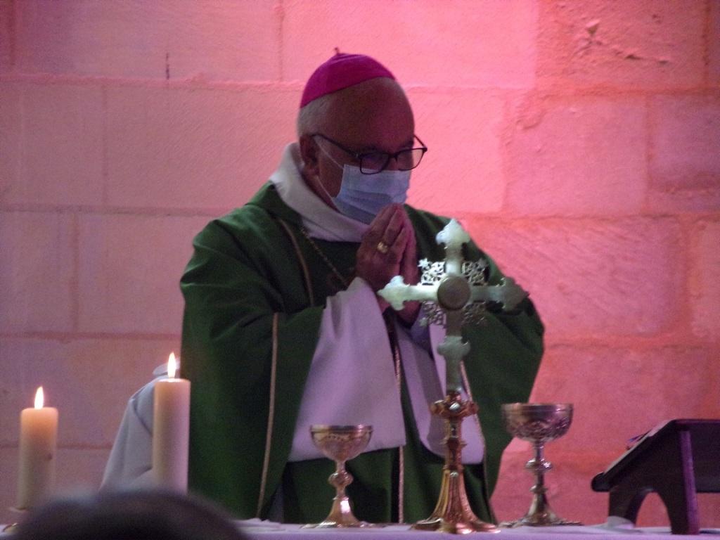 Mgr Hervé Gosselin (19 septembre 2021)