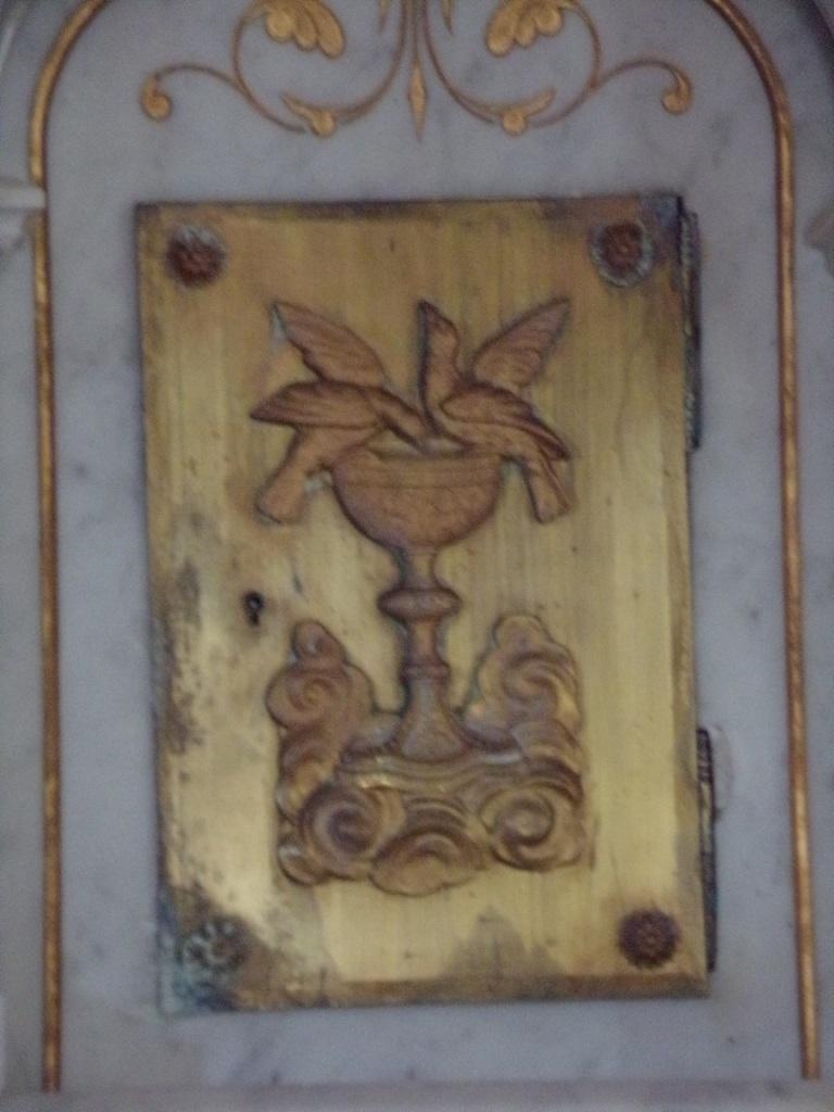 Le tabernacle (18 septembre 2021)