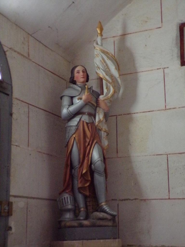Sainte Jeanne d'Arc (18 septembre 2021)